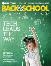 USA TODAY's Back to School magazine