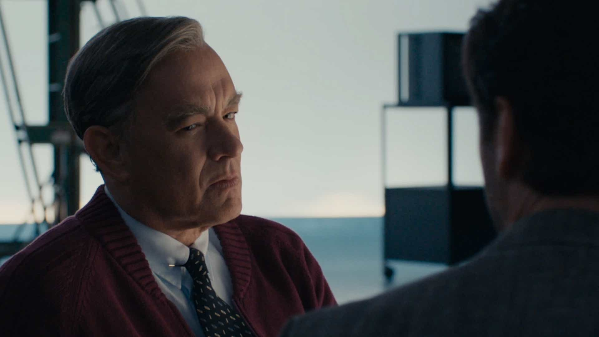 A Beautiful Day In The Neighborhood Trailer Tom Hanks Gives Us Chills