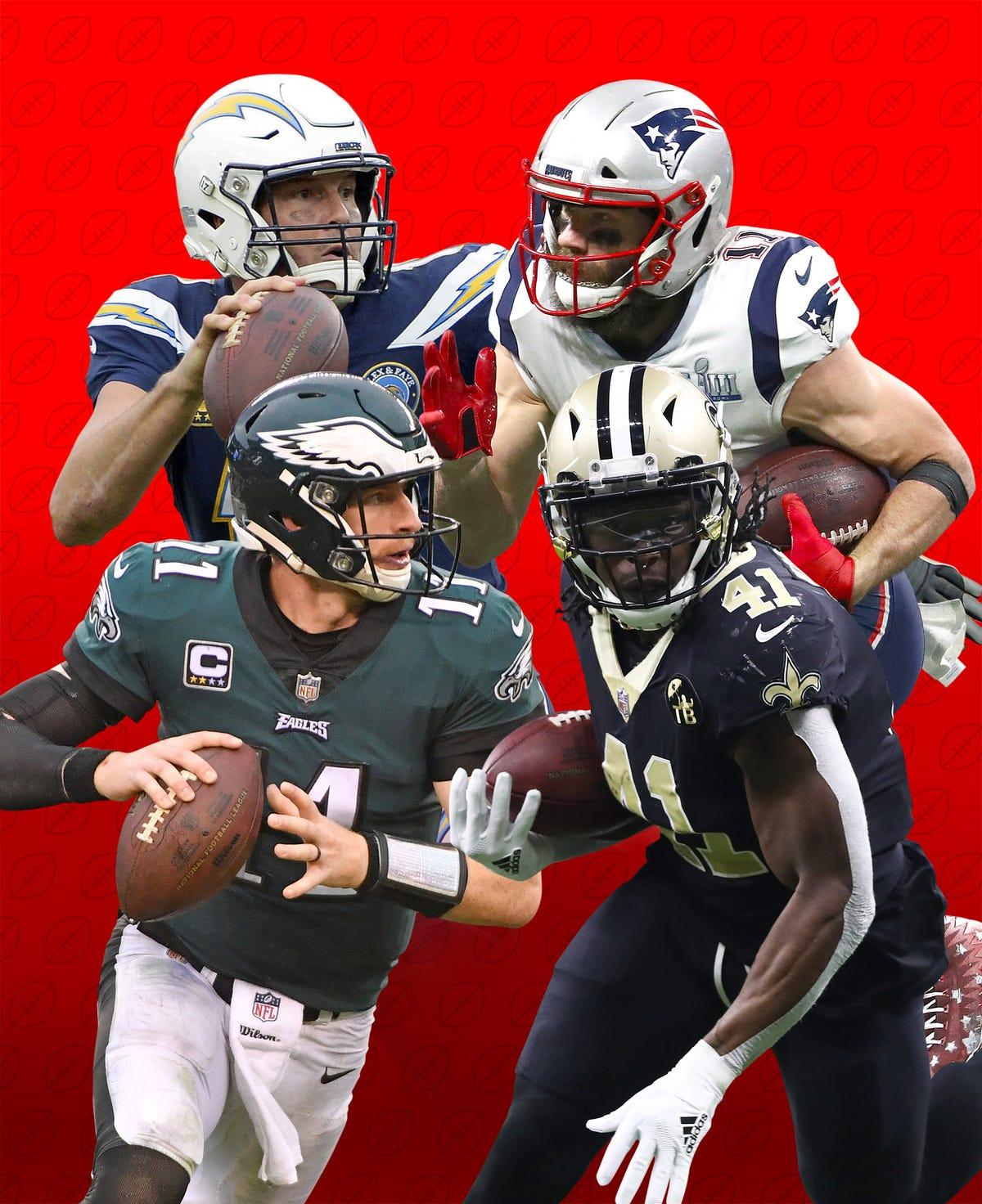 b08b01ec 2019 NFL record predictions: Will Patriots return to Super Bowl?