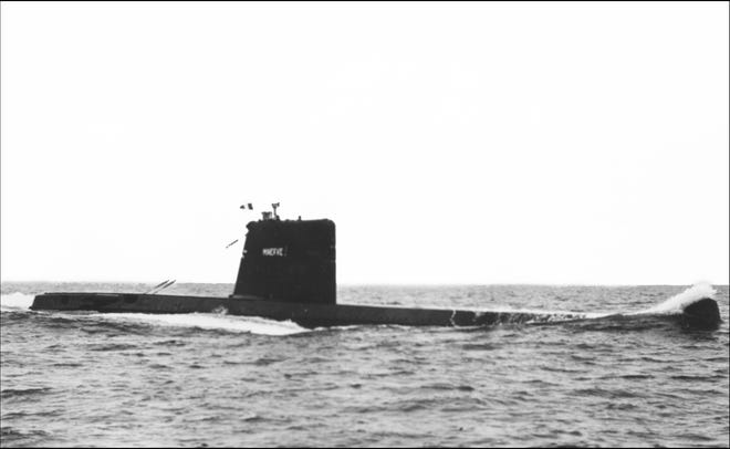 The submarine La Minerve, which disappeared 50 years ago, has been found off the coast of Toulon, southern France, it was announced by the French Defence Minister on July 22, 2019.