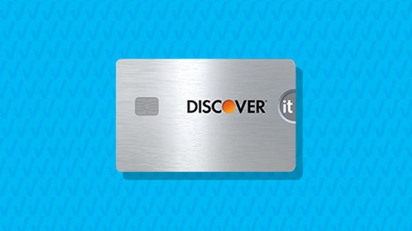 Discover it Student Chrome Card