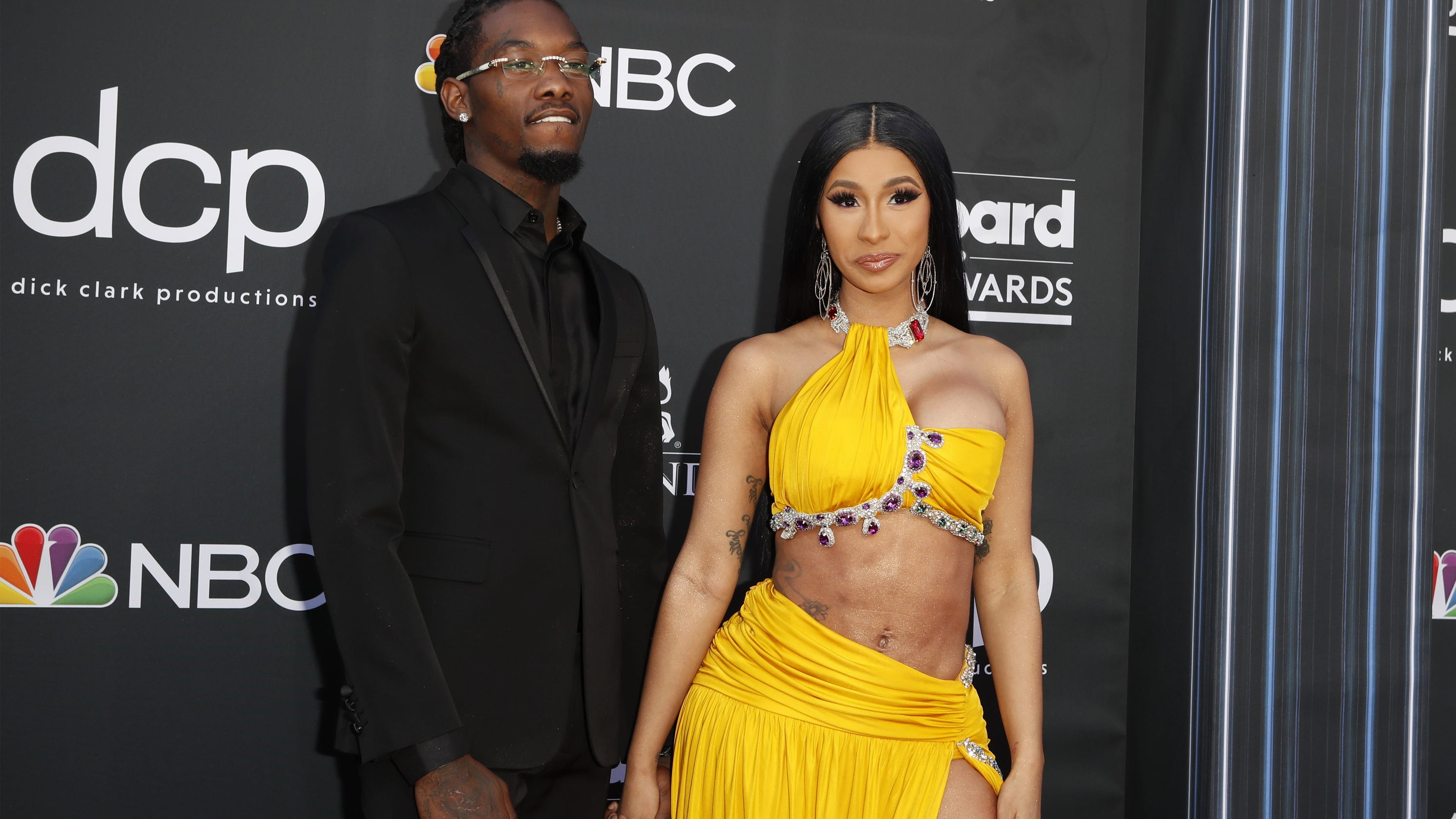 Cardi B Got Offset's Name Tattooed In An Interesting Location