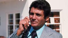 David Hedison played Felix Leiter in two James Bond movies.