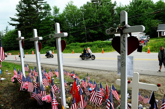 Massachusetts RMV suspends 869 more drivers two months after deadly N.H. motorcycle crash