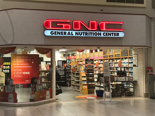 GNC plans to close hundreds of mall stores amid declining