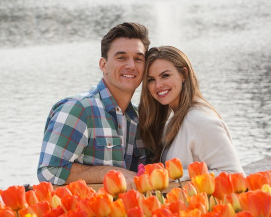 """The Bachelorette"" season finale ended with Hannah Brown asking out runner-up Tyler Cameron for drinks."