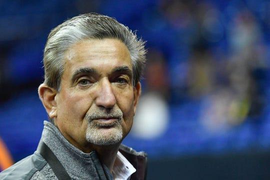 Washington Wizards owner Ted Leonsis.