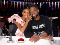 'AGT': For Dwyane Wade and Gabrielle Union, judging together was like 'couples counseling'