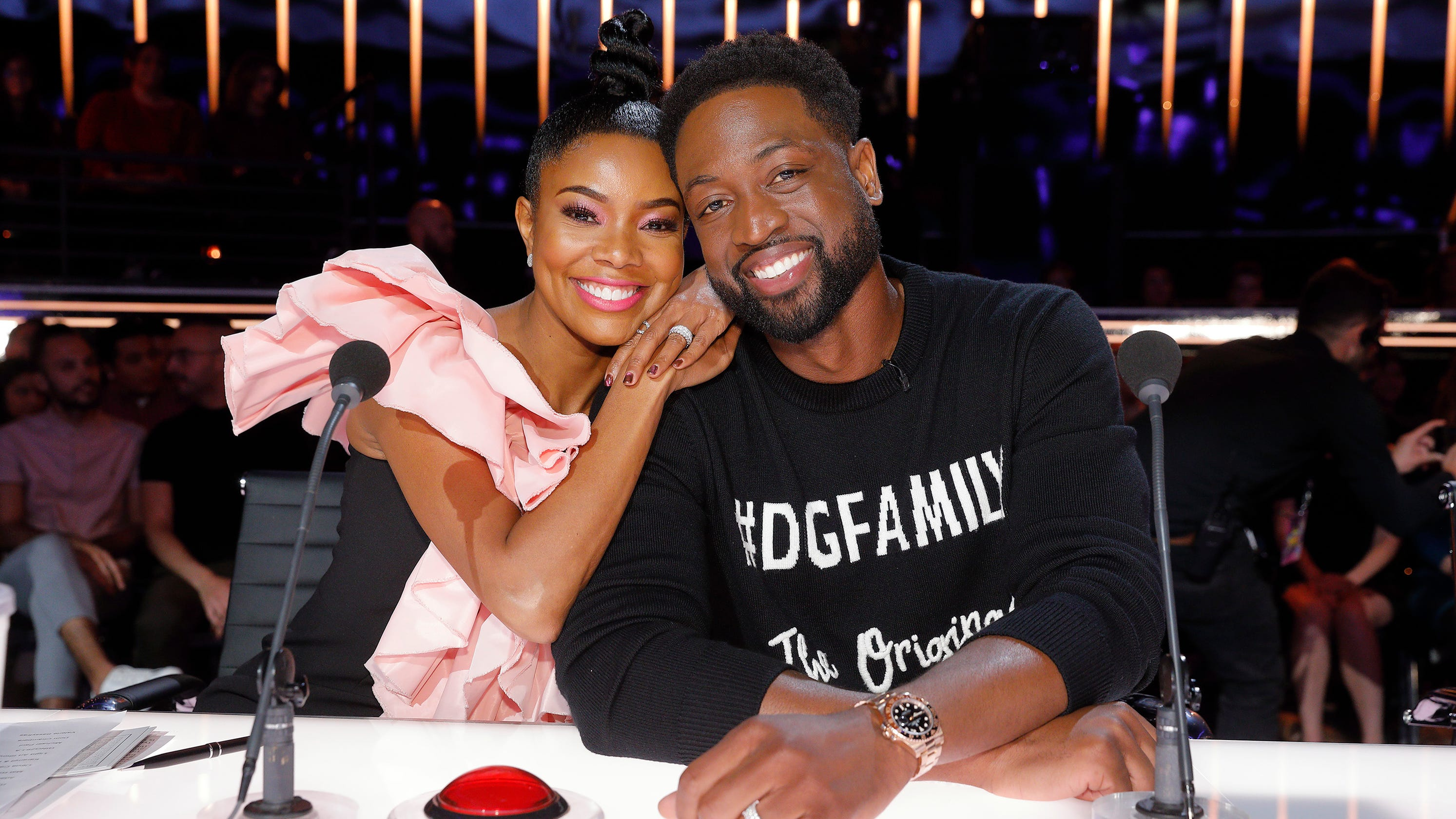 who is gabrielle union husband