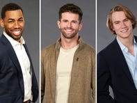 'Bachelorette' contestants defend Jed Wyatt over cheating allegations: 'Jed was super'