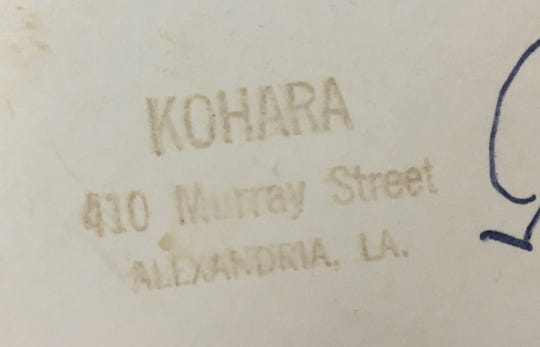 """The back of the photo has the name """"Kohara"""" which was Kohara Photographic Studio and itsaddress 410 Murray Street. The film was likely processed and photos printed there. The business was owned by professional photographer Jack Minoru Kohara who died in 1995."""