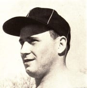 Ivan Fleser at Western Michigan University in 1942.