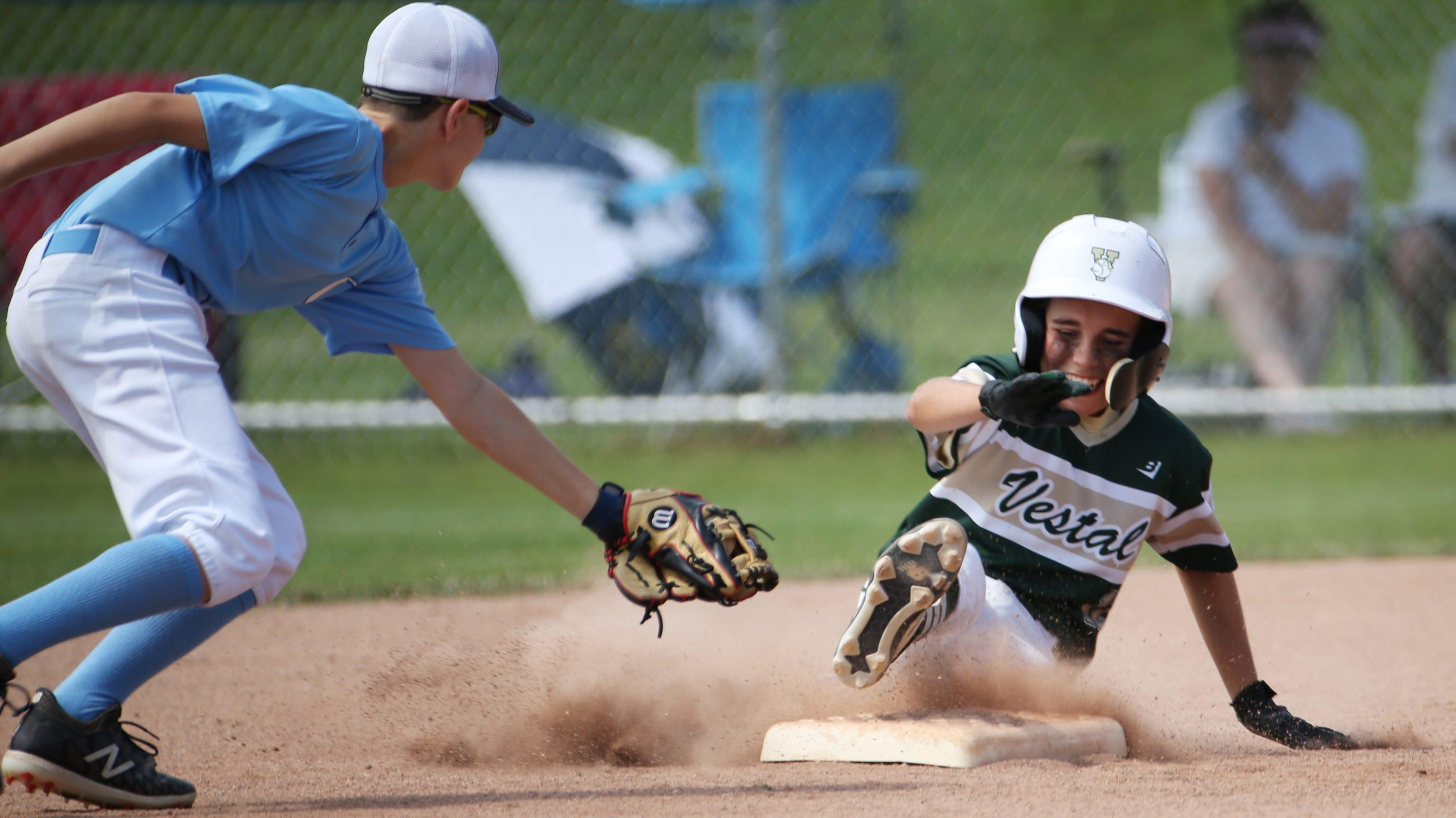 NYS Little League Tournament: Vestal loses opener to Oceanside