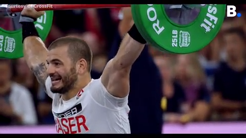 c42da6e709aac What does it take to survive the CrossFit Games? Two competitors ...