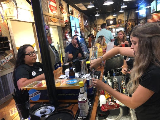 Brewster Street Ice House has opened a second location on Corpus Christi's Southside at 5550 Holly Road. Nearly 500 people attended a private party at the restaurant before it opened.