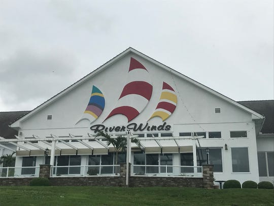 The RiverWinds Restaurant in West Deptford