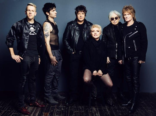 Blondie will perform Saturday night at the XPoNential Music Festival.