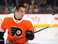 Flyers, Ivan Provorov agree to six-year $40.5 million deal