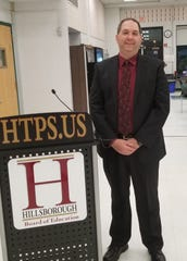 Hillsborough Schools appointed Christopher Ireland as the new Supervisor of Visual/Performing arts and related areas for the school district.