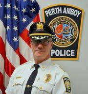 Perth Amboy Police Chief Roman McKeon