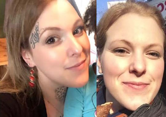 Photos of Lily Kirkpatrick Camara released by Ferndale police after she went missing July 2.