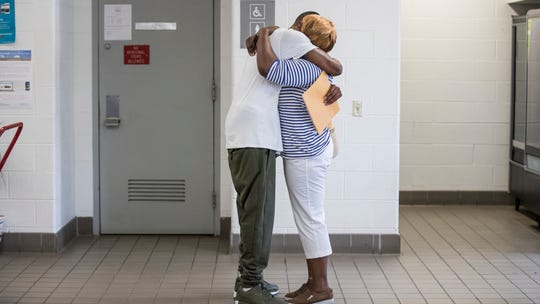 Man freed from prison doesn't blame rape victim for incarceration