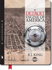"Momentum Books has just released ""Detroit: Engine of America"" by R.J. King."