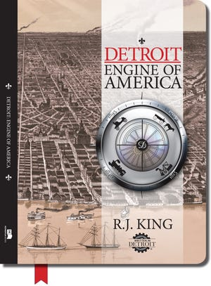 """Momentum Books has just released """"Detroit: Engine of America"""" by R.J. King."""