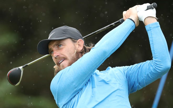 """""""The schedule has been tough this year,"""" Tommy Fleetwood said. """"If you're not playing great, you actually don't have time this year to develop your game because you don't have that time to take periods off, really. You're constantly playing and you always have to turn up and perform with the way that it goes."""""""