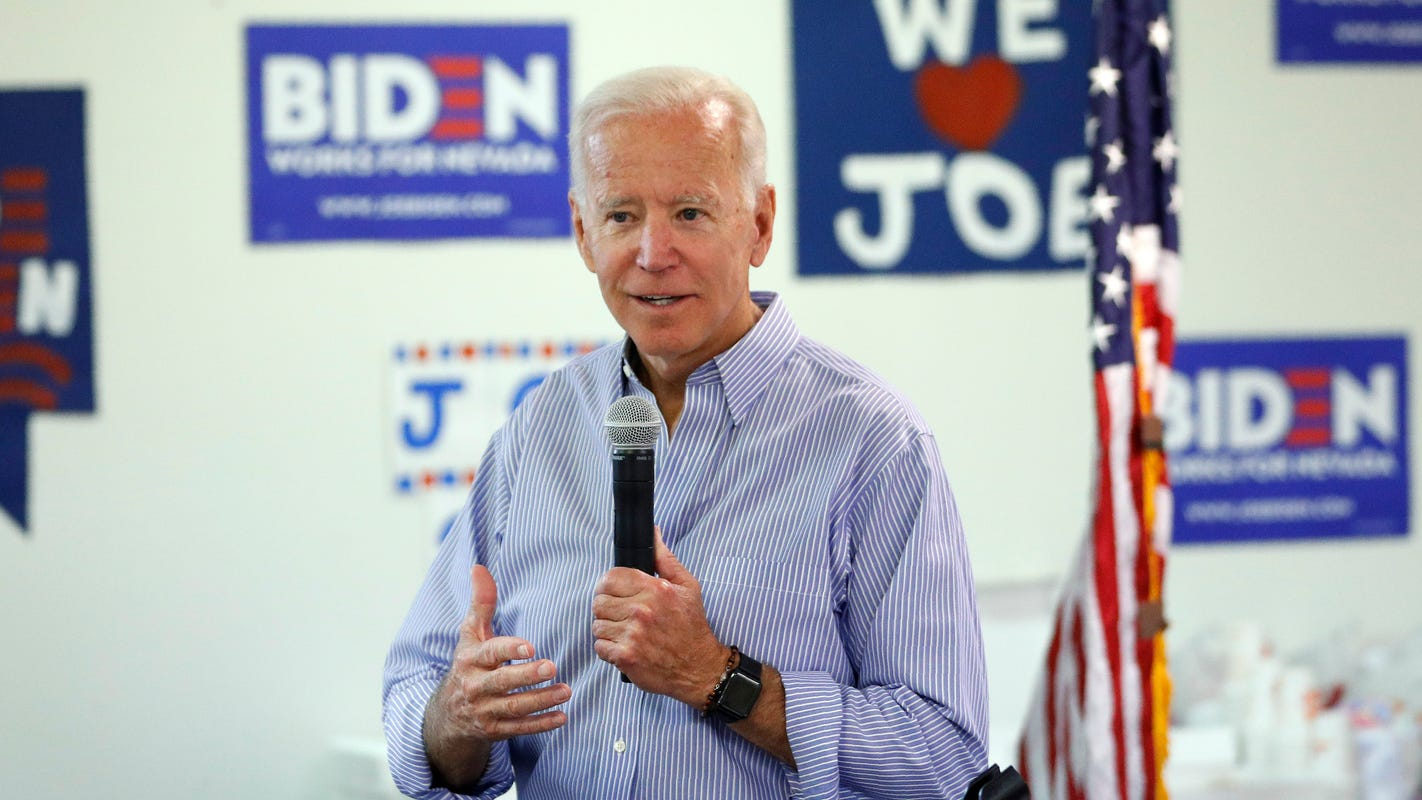 Opinion: Joe Biden, meet Jeb Bush