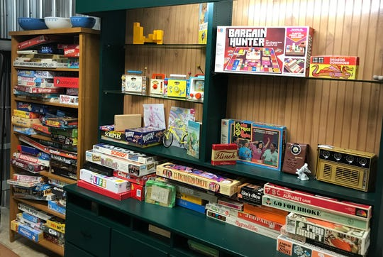 On Wednesdays, young and old will be invited to Annie's Fountain City Café for Classic Board Game Night as part of its Evenings at Annie's.