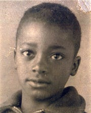 Eddie Grant Photo of Eddie Grant who was one of 3 teens who drowned at Pleasant Ridge State Negro Park July, 29, 1954.