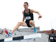 After near-misses, IU grad Andy Bayer makes world team in steeplechase