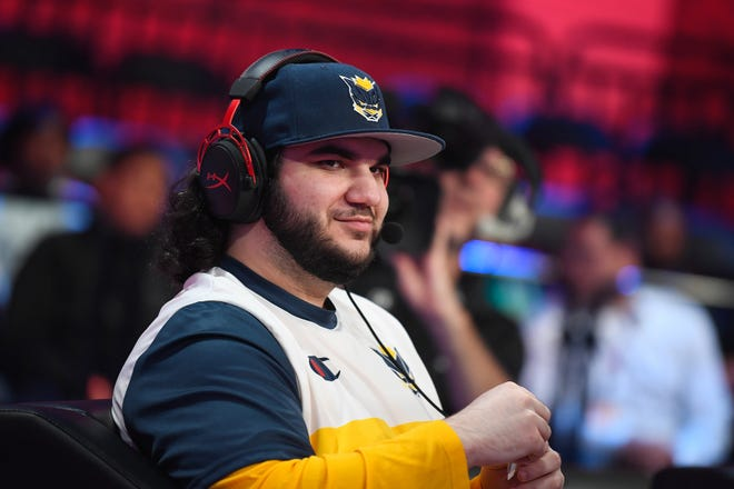 """Nick """"Swizurk"""" Grech is thriving in his role as Pacers Gaming go-to scorer."""