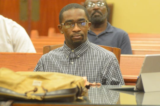 Terence Sample appeared in Holmes County court on July 23, 2019, to hear his attorney, Richard Carter argue Sample has been illegally detained in jail. Sample is charged with two counts of murder in the death of McKayla Winston. He was denied bond on three times but was granted bond before another judge. He was released on bond on Tuesday, Oct. 22, 2019.
