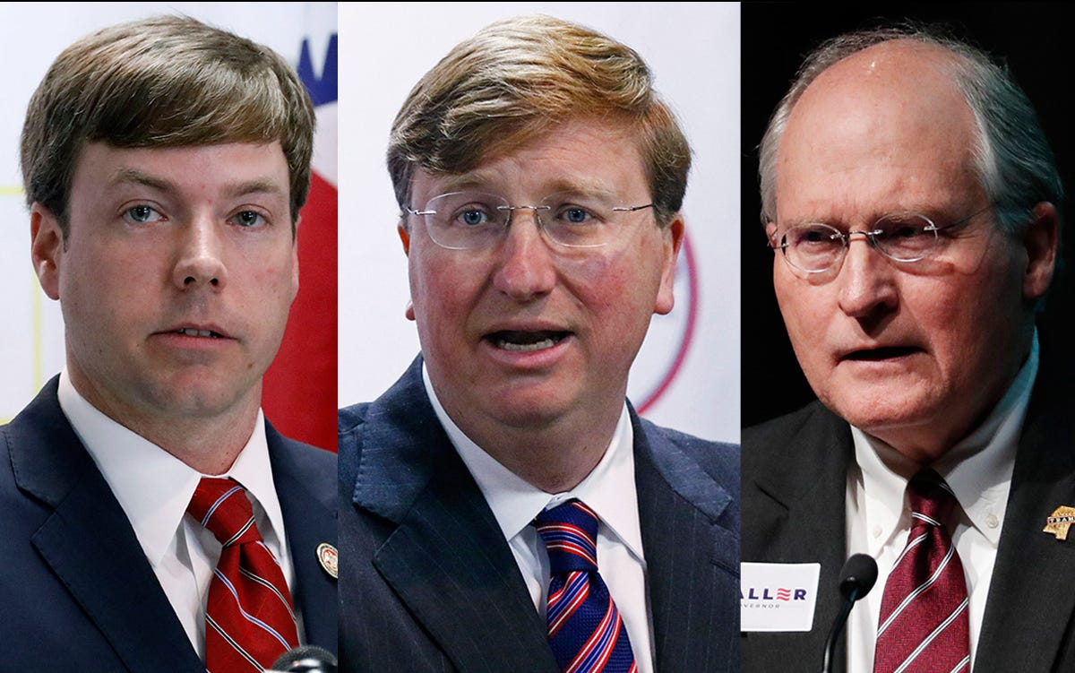 Mississippi governor debate: Live stream, coverage, updates
