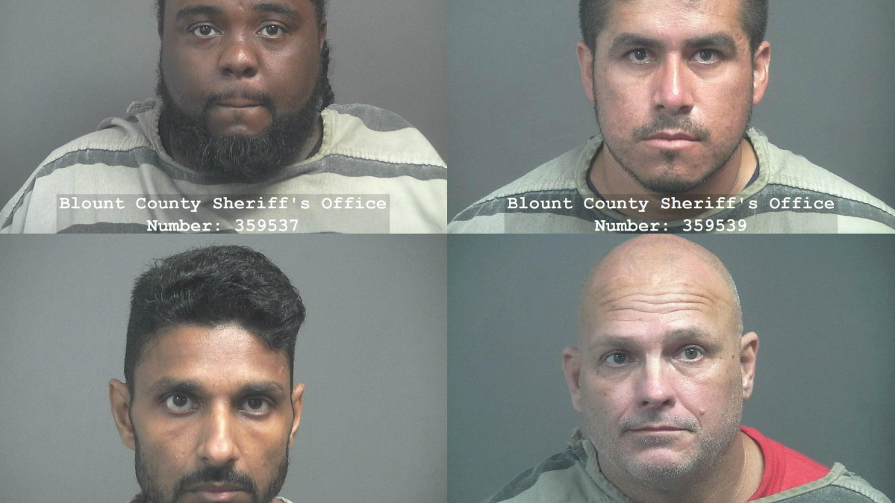 TBI: Four arrested in East Tennessee human trafficking