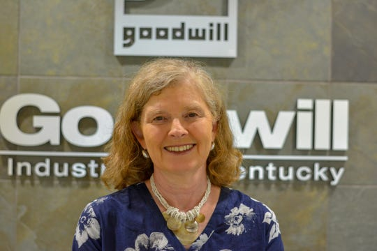 Amy Luttrell, CEO and president of Goodwill Industries of Kentucky, was  named Board Chair for Goodwill Industries International.