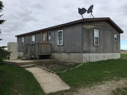 A one-story home on West Grand Ledge Highway in Sunfield will be part of Eaton County's tax foreclosure auction this September.