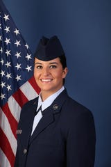 U.S. Air Force National Guard Airman 1st Class Makayla E. Strassell