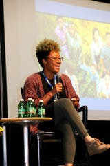 Renowned scholars and authors from around the country, such as Ashante Reese, give talks throughout the weekend at the Southern Foodways Alliance symposium.