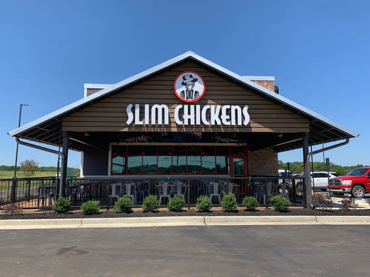Slim Chickens, an Arkansas-based fast-casual restaurant, opens the Southaven location at 10:30 a.m. July 24. Slim Chickens is the first business to open in the Silo Square development.