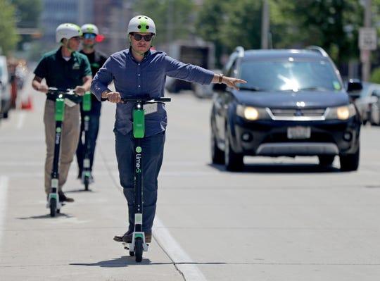 Si bien las scooters es un medio de transporte práctico y económico, también pueden ser riesgosas.