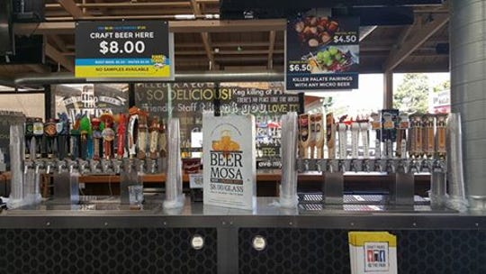 The Micro at the Wisconsin State Fair celebrates 20 years of beer this year. Be advised: Beer prices are up 50 cents.