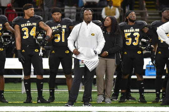 Former Grambling State running back Dre' Fusilier has been hired to coach the position at GSU.