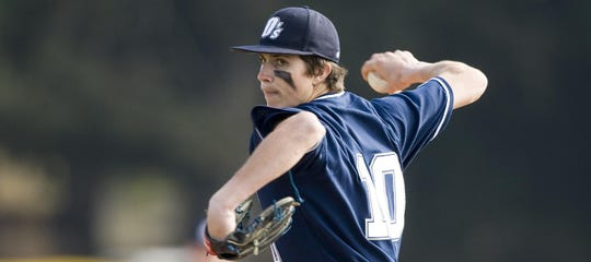 Chris Mazza still leads Menlo in eight statistical categories.