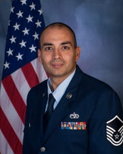 Hector Cartagena is a Bloomfield Police Officer who was in the Air Force