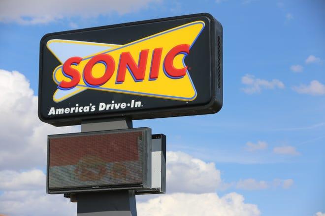 File photo of Sonic restaurant