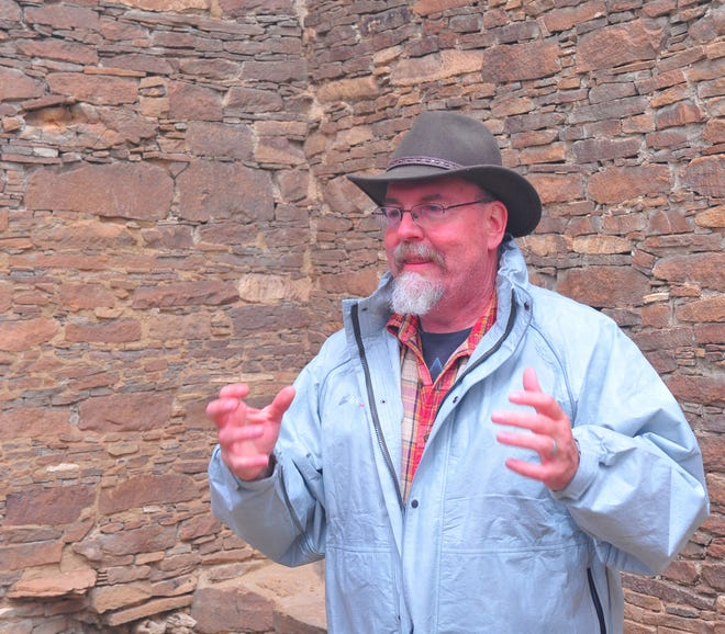 Archaeology Southwest preservation archaeologist Paul Reed will deliver a lecture this weekend at Aztec Ruins National Monument.