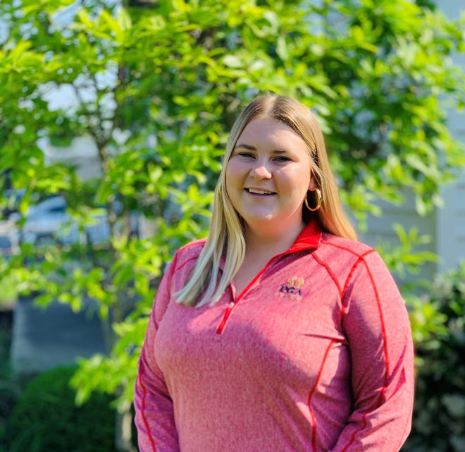 Plymouth's Abbey Zacharias will work for the PGA in the Southern Ohio headquarters.